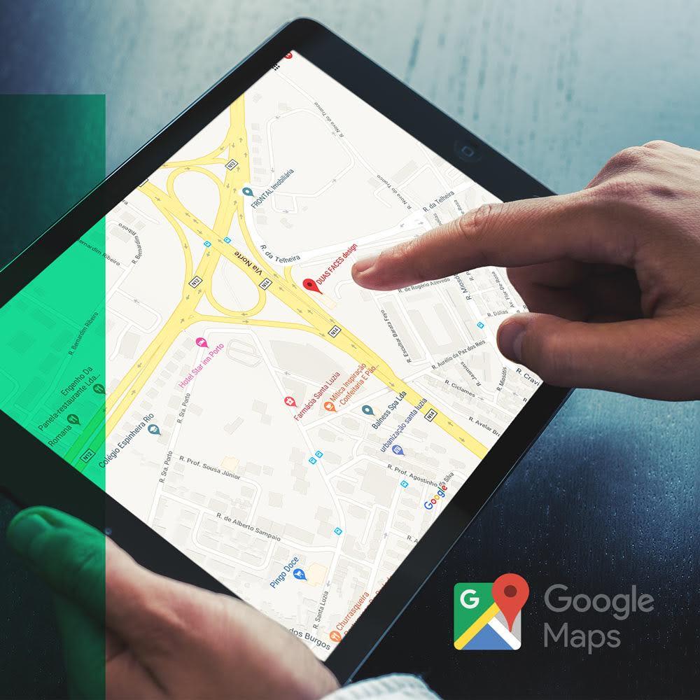 Google passa a cobrar pela utilização do Maps Platform